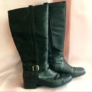 NWOT Comfort View Knee High Boots